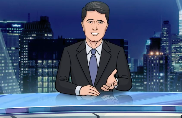 Stephen Colbert Sets CBS All Access Cartoon Series Mocking the Same Day's News