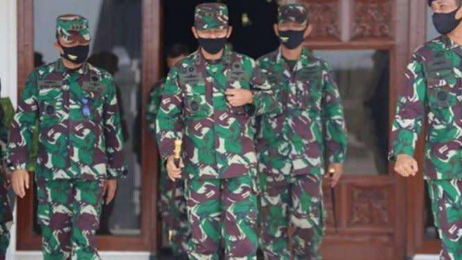 Ajudan Wapres Boediono Dimutasi dari Jabatan Panglima Koarmada II TNI