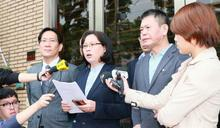 在野三黨釋憲 賴香伶:制衡一黨獨大