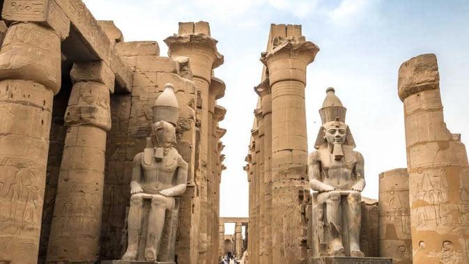 7 Kota Modern yang Dibangun di Atas Reruntuhan Kuno. (Sumber: brainberries)