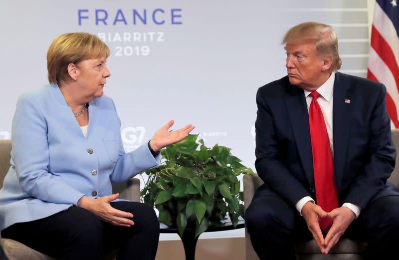 Post-Trump era a possibility, Europeans see no quick fix to U.S. ties