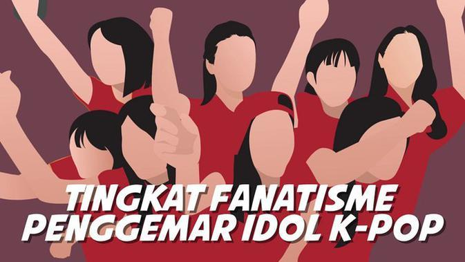 VIDEO: Tingkat Fanatisme Penggemar Idol K-Pop