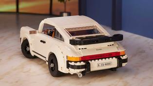 一組盒玩兩種滿足!Lego 推出「Porsche 911 Turbo + Targa」
