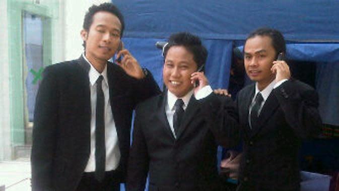 Trio Cagur (Denny, Narji dan Wendy)