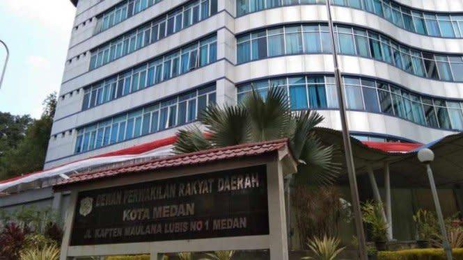 12 ASN di DPRD Kota Medan Positif Terpapar COVID-19