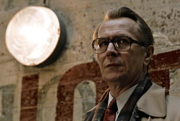 Gary Oldman Tries to Blend into the Woodwork in 'Tinker Tailor Soldier Spy'