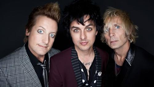 Yahoo! Video Premiere: Green Day 'Nuclear Family'