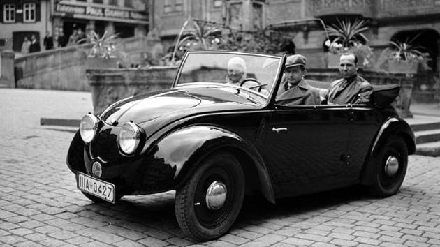 June 22: Ferdinand Porsche agrees to build what would become the VW Beetle, on this date in 1934