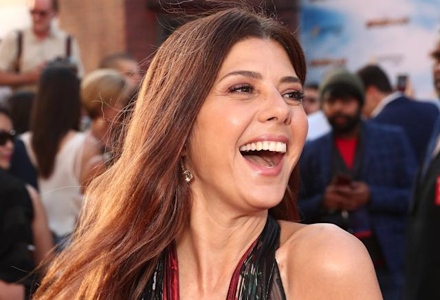 Marisa Tomei at the