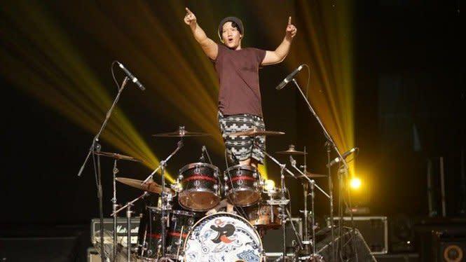 Drummer J-Rocks Cuma Pemakai, 2 Krunya Penjual Ganja