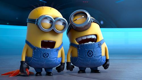 Just When I Thought I Was in … They Pull me Back Out: Al Pacino Exits 'Despicable Me 2′