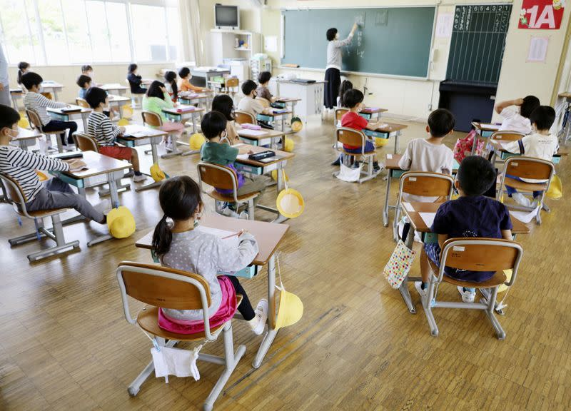 Cautious Japan unlikely to introduce Sept school year start any time soon - media