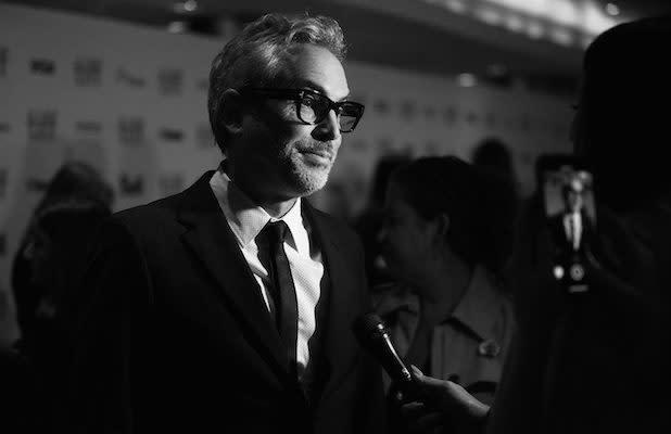 Alfonso Cuarón on Golden Globes Nominees: 'Diversity Broke the Door Down'
