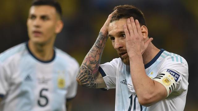 莱昂内尔·梅西阿根廷巴西