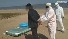 中國發燒偷渡客上岸 嚇壞金門岸巡