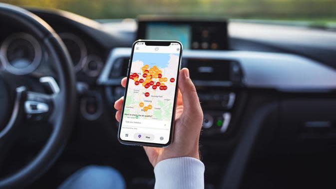 Top 3 Tekno: Aplikasi Pemantau Kualitas Udara 'Nafas' Paling Populer