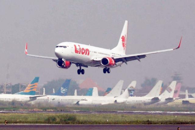 Lion Air flight