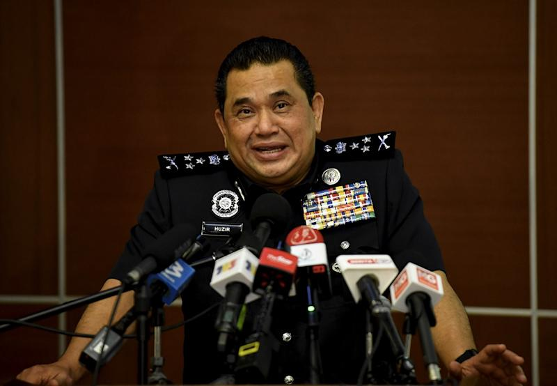 Bukit Aman Criminal Investigation Department director Datuk Huzir Mohamed revealed that police are investigating Mohd Asri for alleged offences under Section 505(b) and 505(c) of the Penal Code as well as Section 233 of the Communications and Multimedia Act (CMA) of Malaysia 1998. — Bernama pic