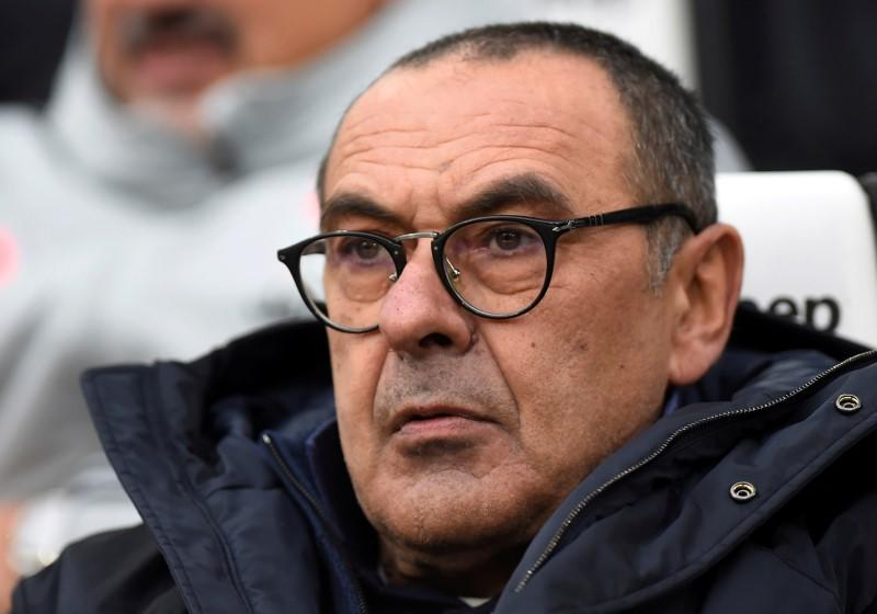 Sarri says jeers would be a sign of affection for him