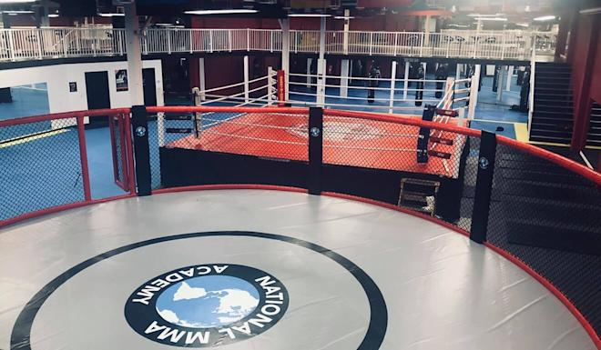 Paul King Jin's World Champion Club gym in Richmond. The BC government is seeking to seize Jin's assets. Photo: World Champion Club