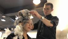 弘光海青班學生勇奪亞洲男子剪髮冠軍