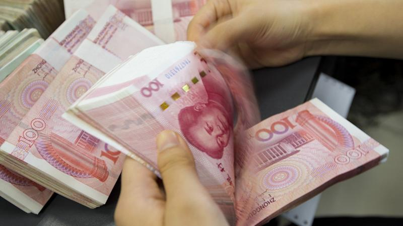 China to revive international yuan drive along belt and road countries