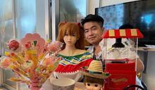 港男視性愛娃娃為老婆 送iPhone卡地亞 恩愛合照組家庭逾30國報道