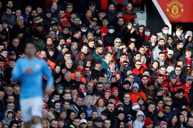 Premier League boss optimistic fans can return next season