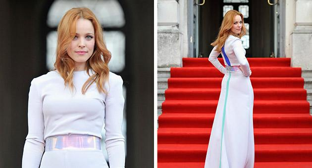 Rachel McAdams Channels Inner Unicorn in Magical Getup