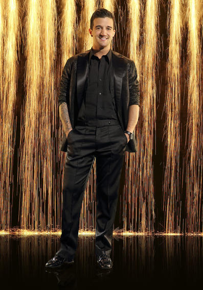 """Dancing with the Stars"" Season 16 MARK BALLAS"