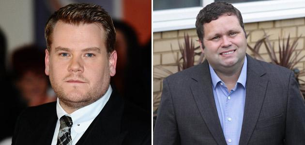 James Corden to star as Paul Potts in new movie