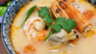 冬陰海鮮湯