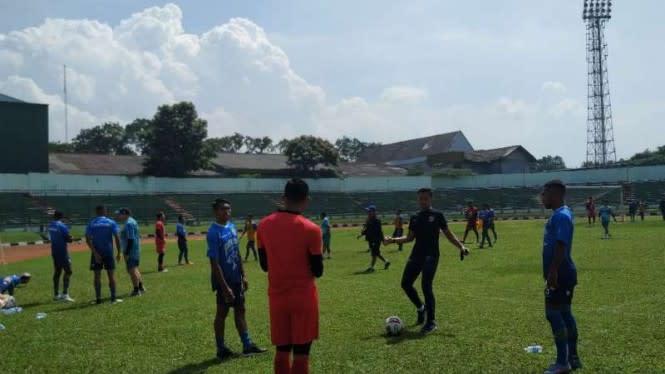 Persib Bandung Mantap Sambut Liga 1
