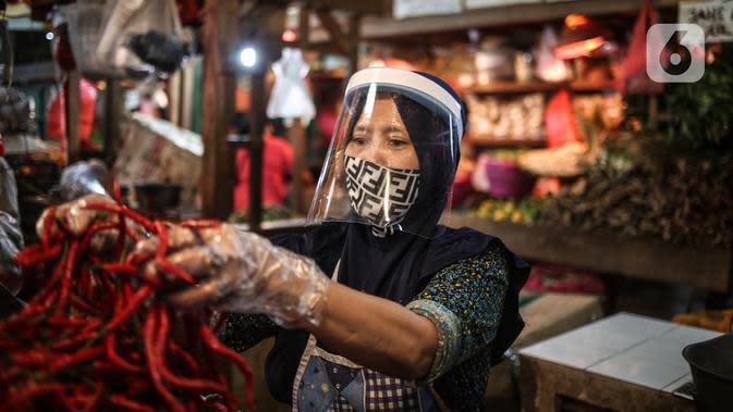 Daftar Pasar di Jakarta yang Pedagangnya Positif Corona Covid-19