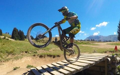 Marc Sutton was a keen and experienced mountain biker  - Credit: Facebook