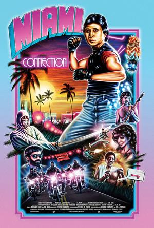Cult Corner: 'Miami Connection' on Blu-ray, DVD, Digital Download and VHS