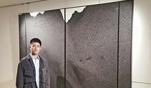中山青年藝術獎巡迴展 陳仕航鼓勵青年勇於創作 (圖)