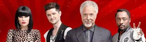 'The Voice U.K.' Just May Boast the Most Awesome Judging Panel Yet