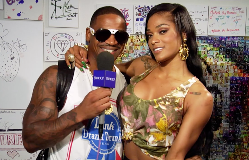 Why Stevie J and Joseline Want to Focus More on Music on    Love and    Stevie J And Joseline Wedding Photos