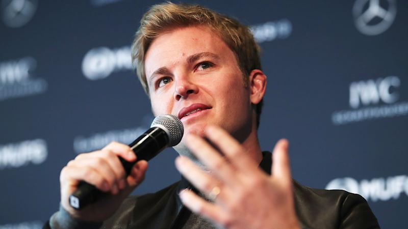 Nico Rosberg says Vettel only has himself to blame for the penalty.