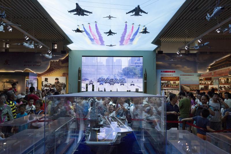 China protes dugaan serbuan pesawat mata-mata AS selama latihan