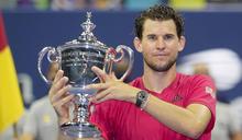 美網鏖戰5盤擊敗茲韋列夫 提姆首抱大滿貫賽冠軍