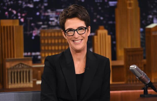 Rachel Maddow Wins Dismissal for One America News' $10 Million Defamation Suit