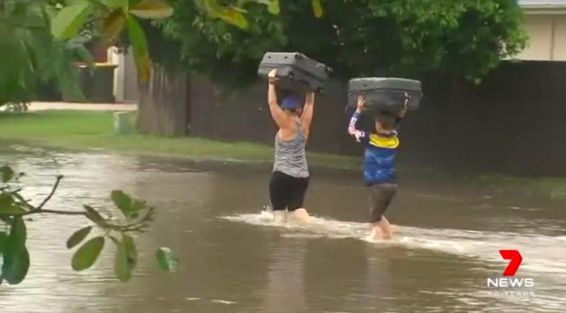 Townsville floods: Person dies from melioidosis in Queensland