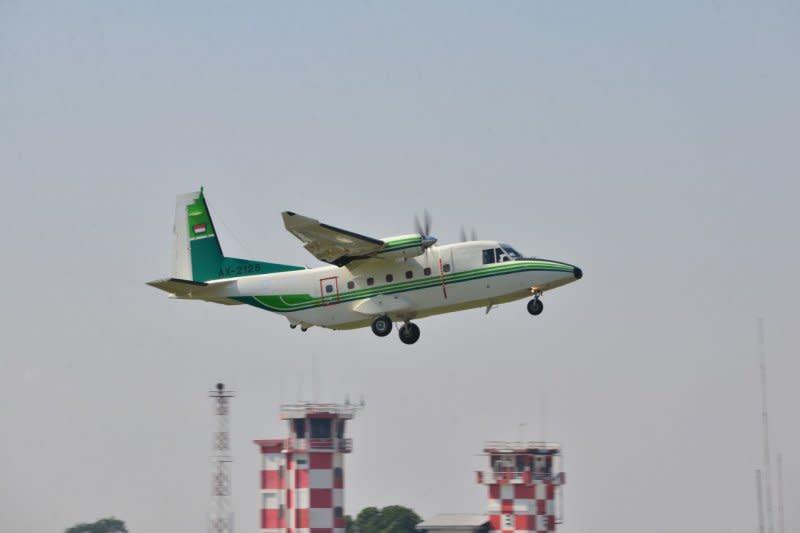 PTDI kirim satu unit Pesawat NC212i pesanan Thailand
