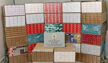 海關多區打擊公屋訂購私煙 共檢370萬元貨拘95人