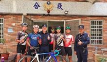 暖心!報恩免費熱食止飢 高校單車選手「加倍奉還」員警