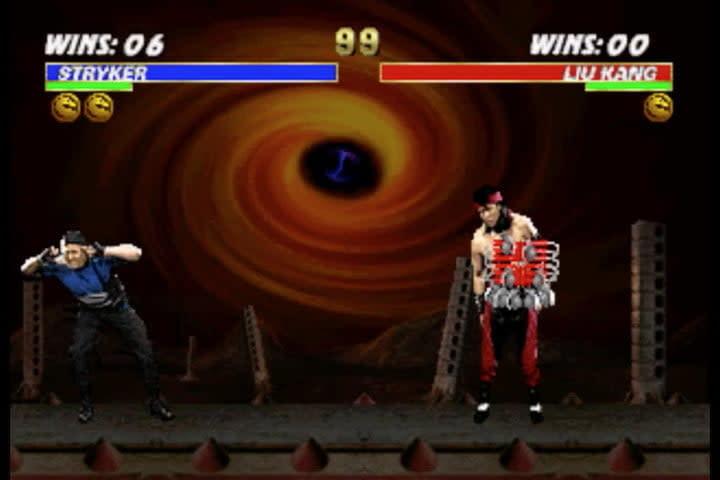 Stryker – Explosion Device | Best Mortal Kombat Fatalities