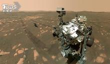 無人機火星升空39秒! 人類探火星又一壯舉