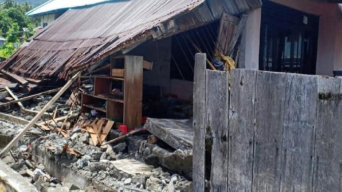 Kemkominfo Minta Operator Perbaiki Jaringan Telekomunikasi Maluku Utara Pascagempa